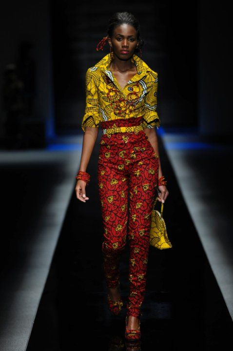 Africa Fashion Week | Find the Latest News on Africa Fashion Week at .