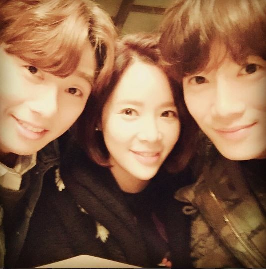 Ji Sung sends hearty chicken soup to warm entire She Was Pretty cast and crew