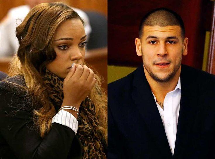 Aaron Hernandez Girlfriend Shayanna Jenkins Defends Cousin
