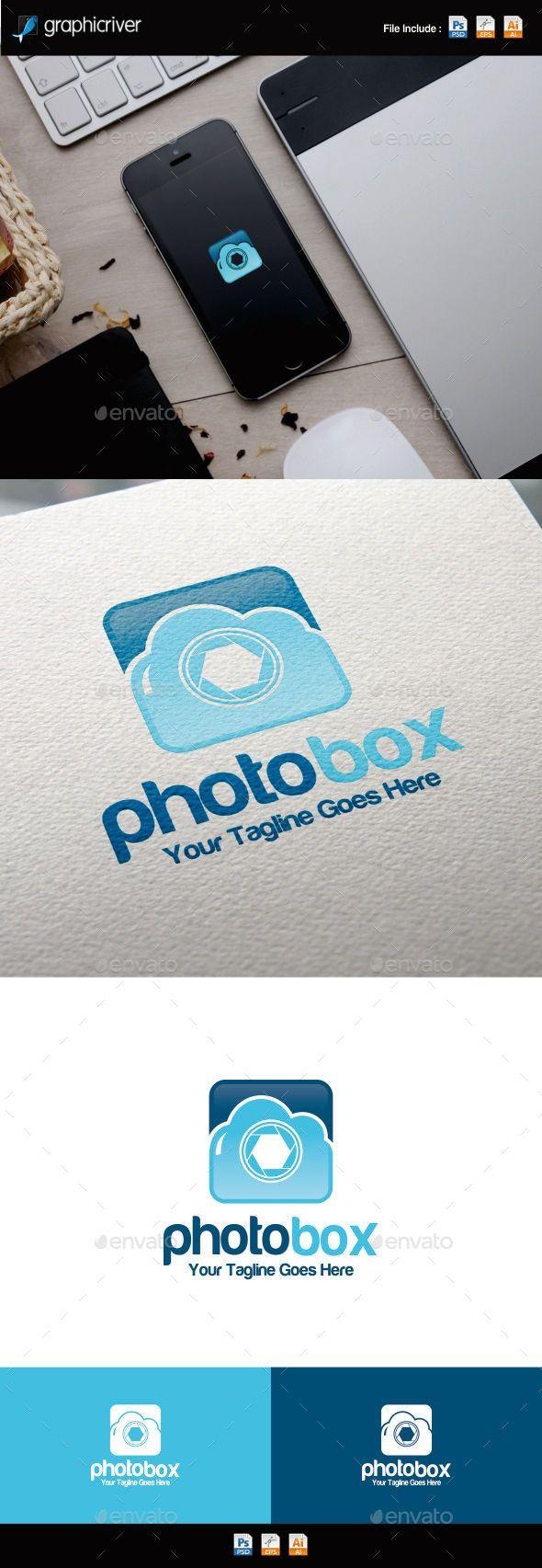 Photobox Logo Template Logo Templates Logo Design Template Templates