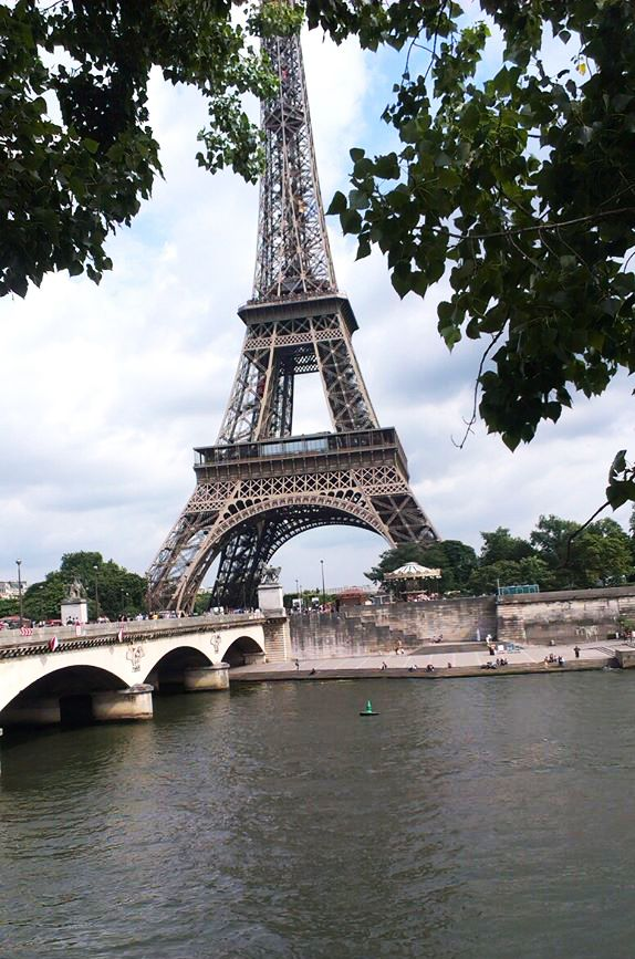 Eiffel Tower + Paris