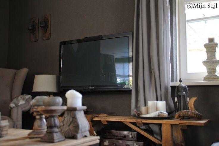 Mijn Stijl: Ons TV-hoekje.