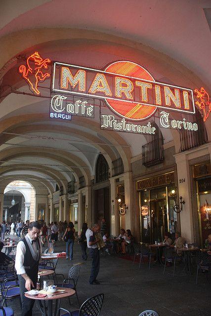 Caffè Torino - Turin, Italy