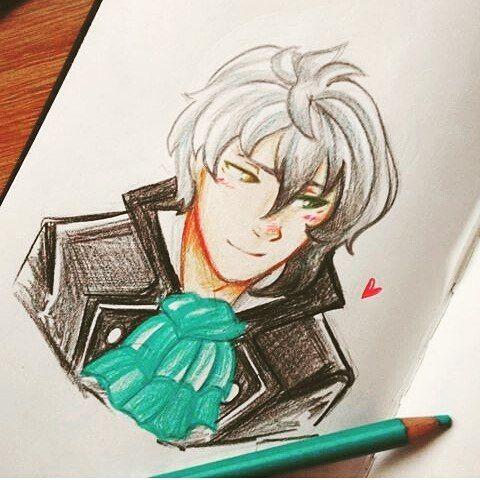 Só babando, quando puder desenhar assim