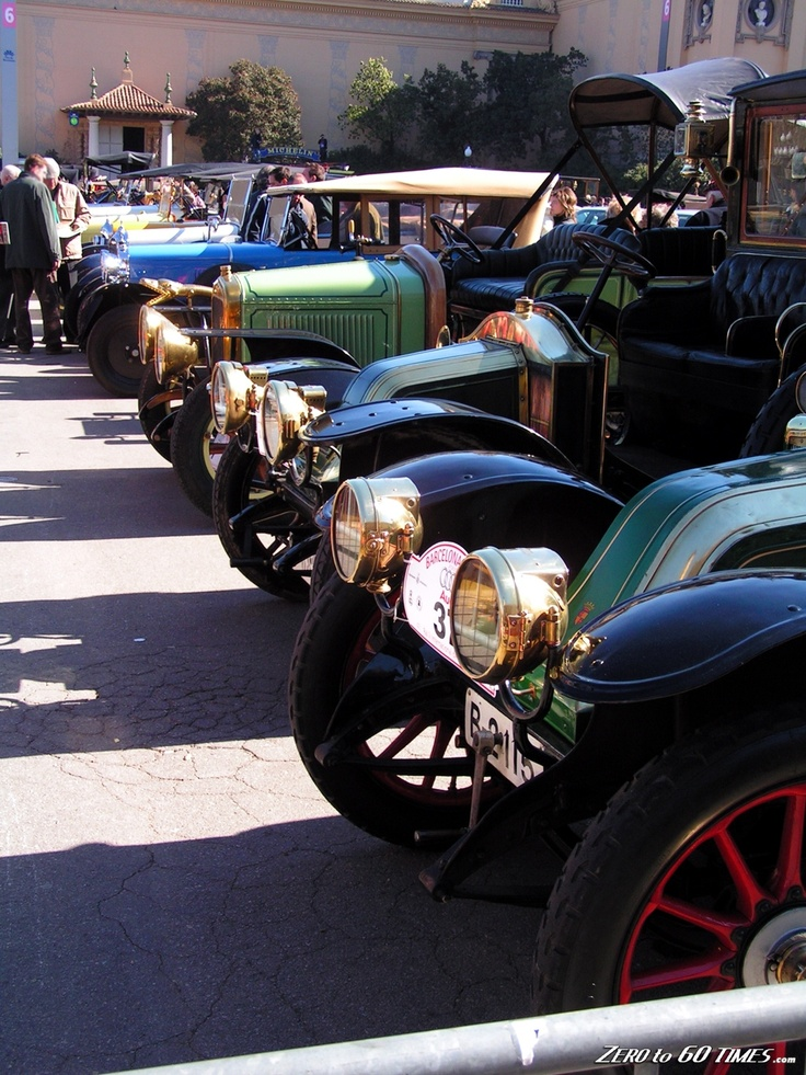 44 best Antique Car Shows images on Pinterest | Old school cars ...