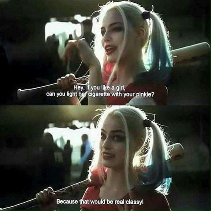 Suicide Squad ~ Harley Quinn