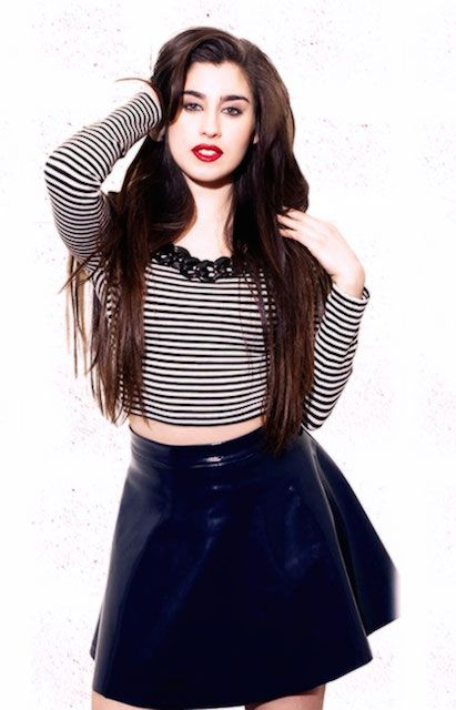 Fifth Harmony's Lauren Jauregui...