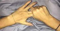Frottez ces deux doigts pendant 60 secondes et voyez ce qui arrive à votre corps… incroyable !