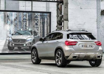 El reflejo de un coche inigualable #ItraGLA @Grupo Itra Mercedes-Benz @MBenzEspana