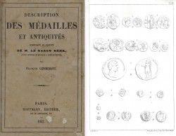 Médailles et Antiquités composant le Cabinet de M. le baron Behr
