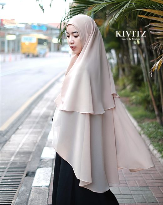 KIVITZ: The Modesty of Syar'i Hijab