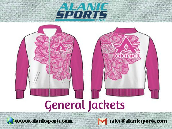 Avail high quality general jackets from Alanic Sports