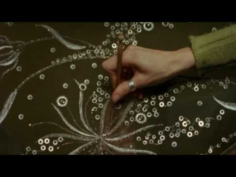 """""""Brodeuses"""" un film de Eléonore Faucher avec Lola Naymark et Ariane Ascaride."""