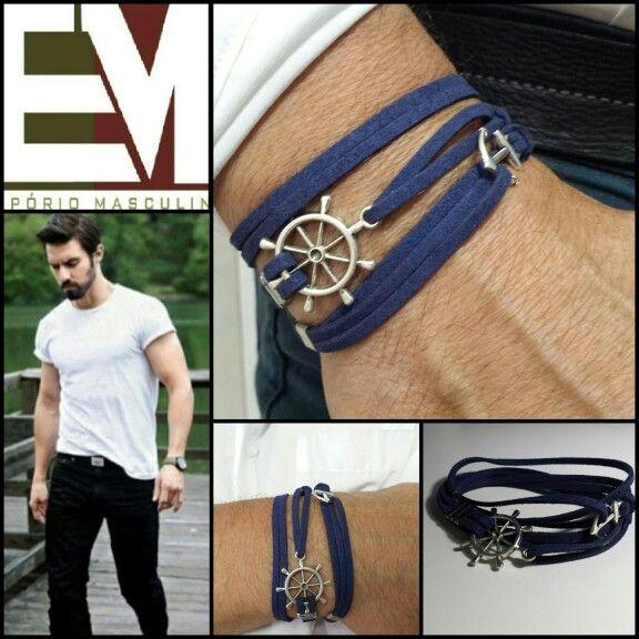 #braceletes #itboy #emporiomasculino #modahomem #modaparaeles