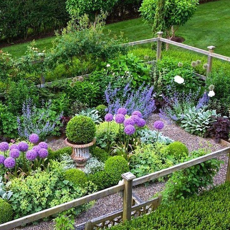 95 Fantastic Cottage Garden Ideas To Create Cozy Private Spot En