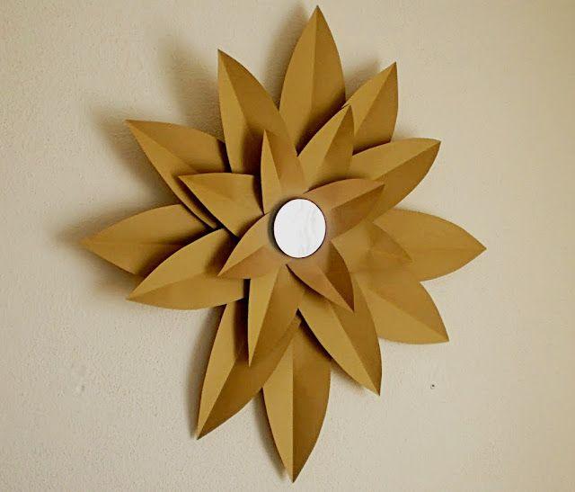 Sunbrush mirrow :: DIY