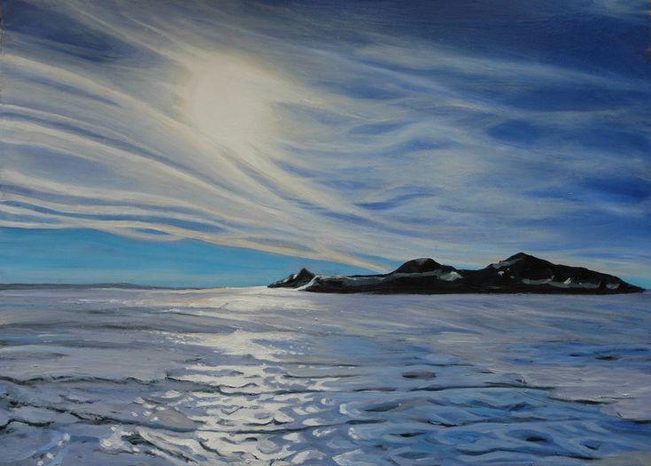 Adams Range - Antarctica - Gayle Fernau