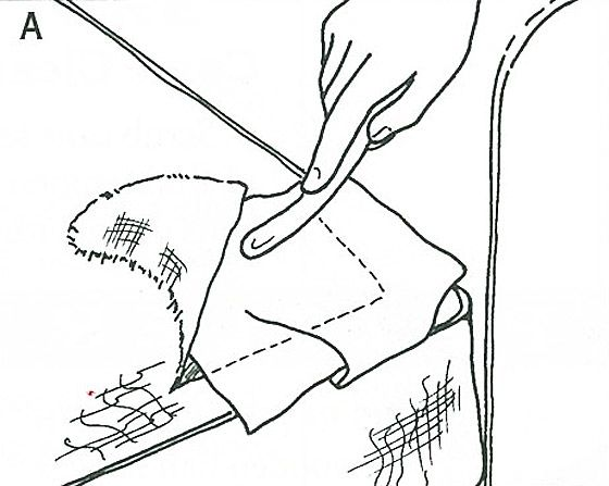 Don't send your damaged couch or chair out to be repaired! Use this simple DIY method to repair torn upholstery at home and extend the life of your furniture.