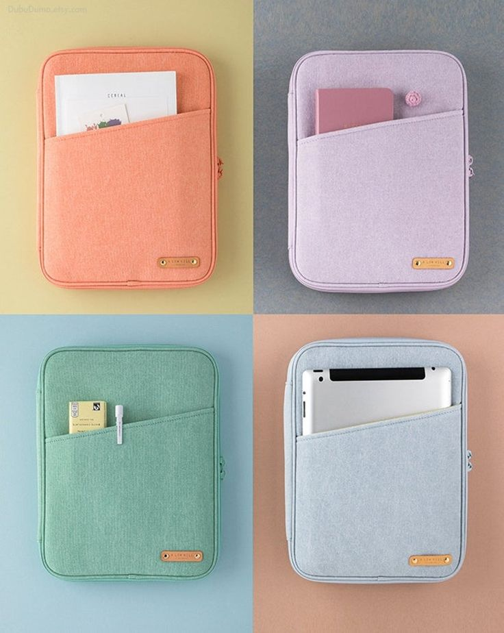 11 ipad case 4colors 10 5 ipad pro case tablet case tablet sleeve zipper pouch ipad cover school supplies office supplies in 2021 ipad pro case ipad pro ipad case diy