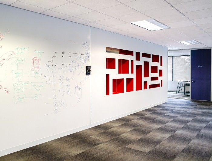 Inside The New Responsys San Bruno Offices Office InteriorsSan CaliforniaInterior ArchitectureInterior DesignMarketing