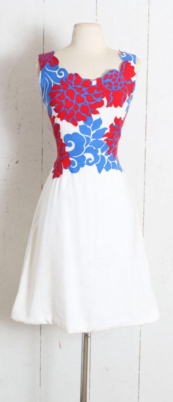 010e499061d Vintage 1960s Dress