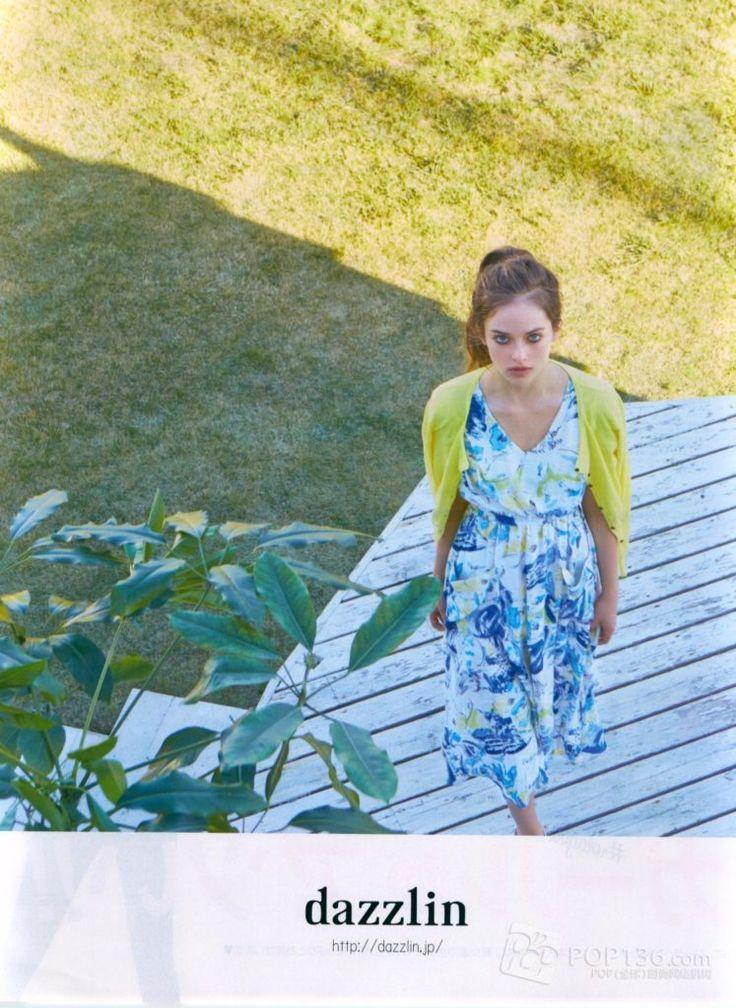 Collar V Sleeveless Collect Waist Casual Blue Yellow Maxi Dress bohemian Dresses CN0118  Zenb.Com