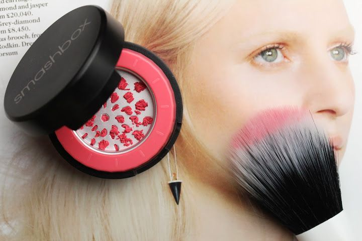 The Perfect Blush and brush blush