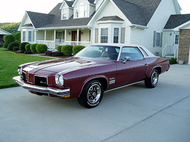 1973 Oldsmobile Cutlass Supreme, 350 4bbl V8/TH350 Auto