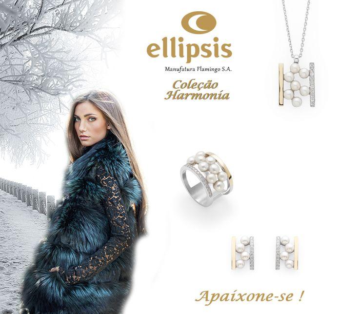"""Coleção """"Harmonia"""" da ELLIPSIS ♥"""