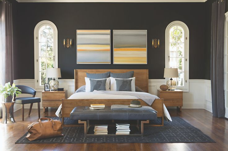 Design your next bedroom with us. Visit our home inspiration page and see more bedrooms.  #StyledbyJeffLewis