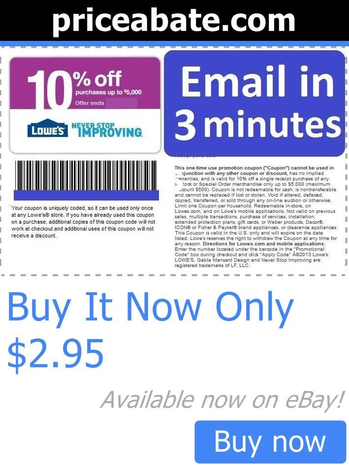 free printable coupons for lowes foods