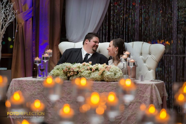 Winter weddings can be warm too. www.fotoreflection.com