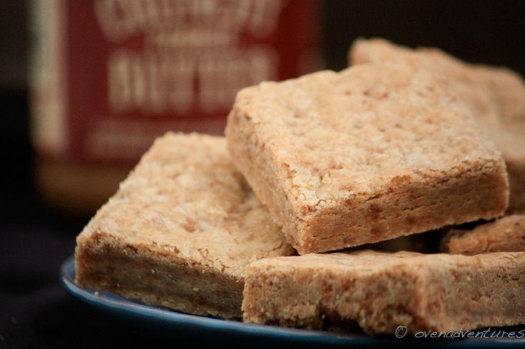 Crunchy Cookie Butter Blondies Recipe
