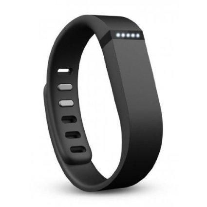 Fitbit Flex Wireless Activity Tracker and Sleep Wristband by Fitbit    1,806 customer reviews  | 34 answered questions RRP:£79.99 Price:£58.99 & FREE Delivery in the UK. Details You Save:£21.00 (26%) In stock. Dispatched from and sold by Amazon. Gift-wrap available. Want it tomorrow, 16 Feb.? Order it within 7 hrs 13 mins and choose One-Day Delivery at checkout. Details 38 new from £53.00 Colour: Black