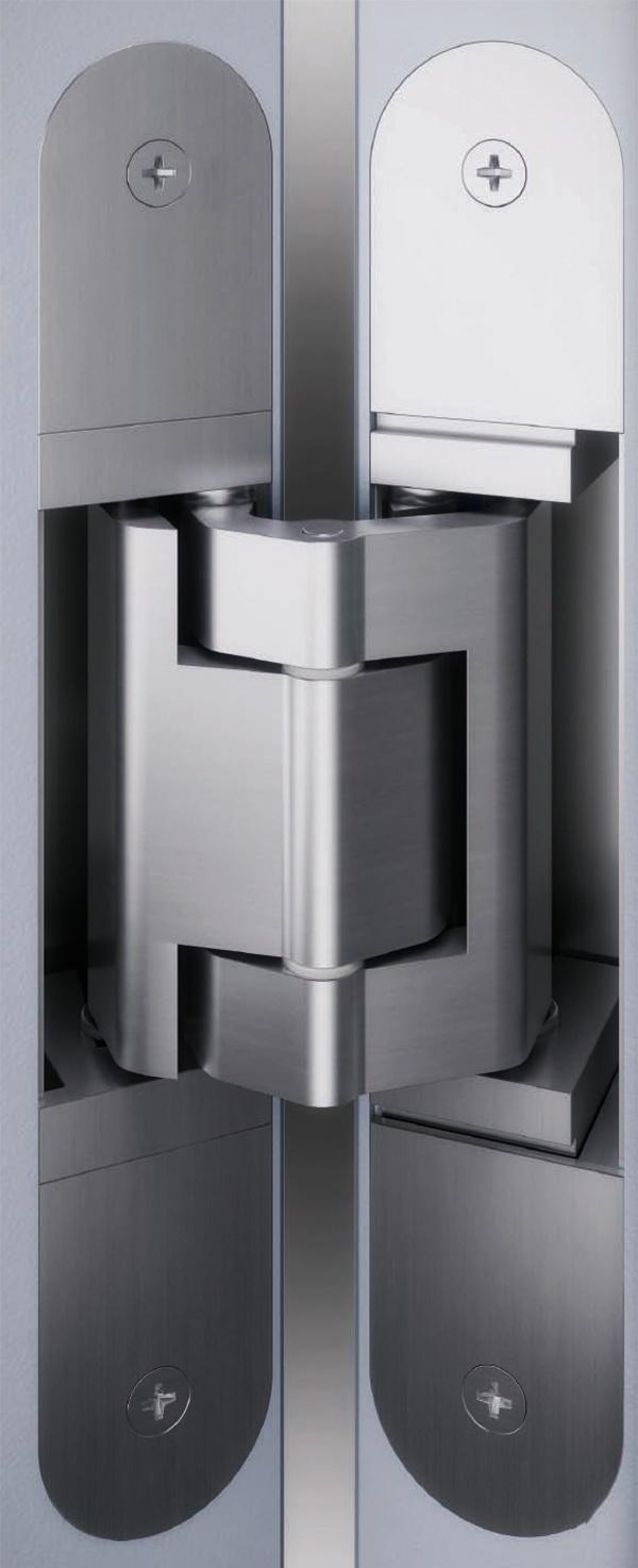 | SIMONSWERK TECTUS - Germany | Concealed hinge with three dimensional adjustment, suitable for use on fire-rated door   高端可调整隐藏门铰链   适用于防火门使用