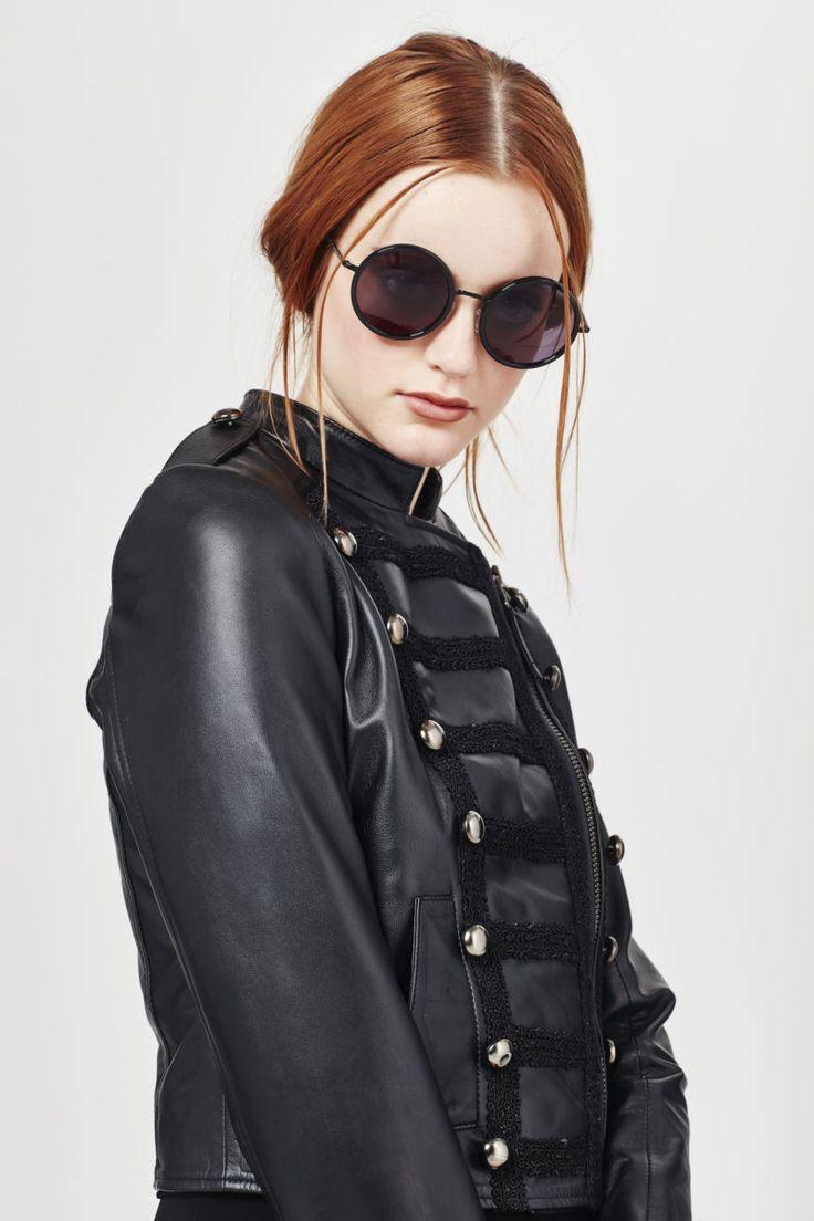 Trelise Cooper - Fine Leather Friends Jacket