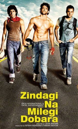 Zindagi Na Milegi Dobara (2011) (Hindi Movie / Bollywood Film / Indian Cinema DVD) - English Subtitles $5.96