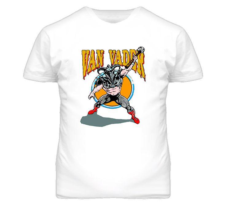 Retro Big Van Vader Shirt