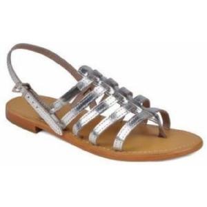 Les Tropéziennes P.35 Modèle Hérisson Argent ! Retrouvez tout l'univers chaussures au meilleur prix sur www.shopwiki.fr ! #chaussures_femme #mode #sandales #tropeziennes #femme