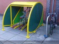 Cycle Works Streetstore | Cycle Works Limited | Bike Lockers | Bike Storage  |