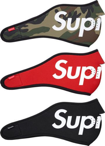 f68ae9ff97a Other Mens Accessories 1060: Supreme Neoprene Face Mask Red Black Bathing  Ape Bape Ayo And Teo Mask Fast Ship! -> BUY IT NOW ONLY: $18.95 on eBay!