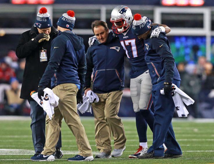 Patriots notebook: Add Danny Amendola, Aaron Dobson to injury list | Boston Herald