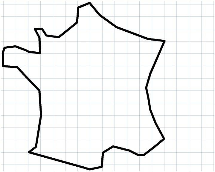 France_simple_photo_SDLV_png.png | Carte, Fond de carte ...