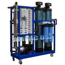 In case you are on well Water, the Ampac USA AP4400-LX Fully Equipped, Fully Automated Reverse Osmosis Water Treatment Station is your best choice to guarantee Pure Water to your home.