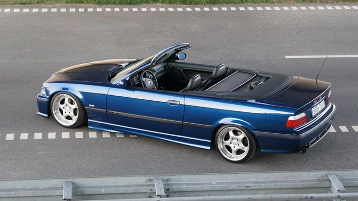 avus blue bmw e36 cabrio on kerscher rs wheels bmw e36. Black Bedroom Furniture Sets. Home Design Ideas