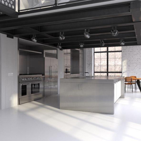 industrial kitchen - Pesquisa Google
