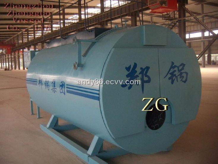 Industrial gas and oil fired boiler - China steam boiler/hot water boiler/gas boiler/chain grate boiler/waste heat boiler/biomass boiler, ZG