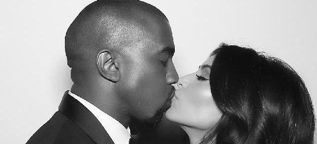 Kanye West dévoile de nouvelles photos de Kim Kardashian nue sur le net !
