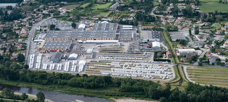 Contact : Sterckeman, retrouvez toutes les coordonnées de contact de votre concessionnaire de caravanes à Tournon sur Rhône.