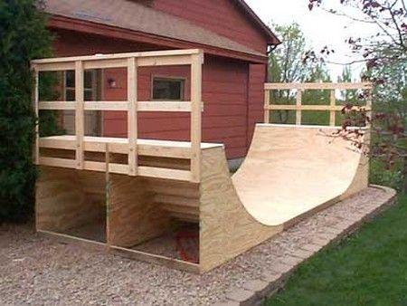 53 best Skateboard Ramp Plans images on Pinterest ...
